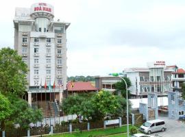Hoa Nam Hotel, Ung Hoa