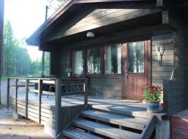Accommodation and Fishing Vonkale, Äänekoski