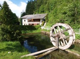 Gasthof Kirchbrücke, Mieders
