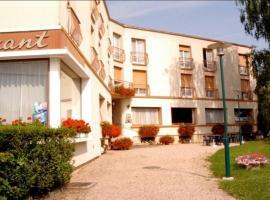 Hotel Fleur de Canne, Bains-les-Bains