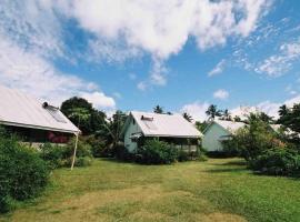 Gina's Garden Lodges, Arutanga