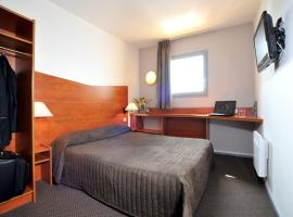 HOTEL & RESIDENCE Calais Car Ferry (ex-BALLADINS)