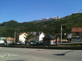 Hôtel de la Paix, Luzenac