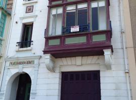 La Goélette, Mers-les-Bains