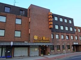 Hotel Alte Post, Lehrte