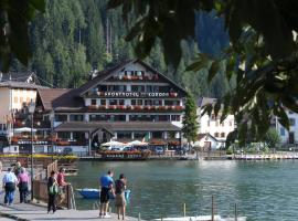 Sporthotel Europa Sul Lago, Alleghe
