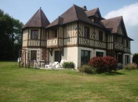 Manoir Melphil, Saint-Étienne-la-Thillaye