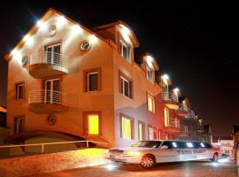 Hotel Pálma, Nyírbátor