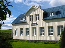 Guesthouse Húsid, Hlíðarendi