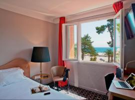 Hôtel Beau Rivage, Argelès-sur-Mer