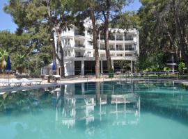 Kepturpark Hotel, Dosemealti