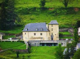 Chateau d'Arance, Cette-Eygun