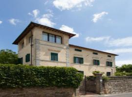 Villa Cristina, Castellina in Chianti
