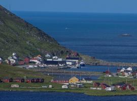 Kirkeporten Camping, Skarsvåg