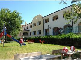 Hotel Residence Cala Liberotto, Cala Liberotto