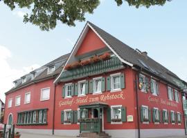 Gasthaus Hotel zum Rebstock, Malterdingen