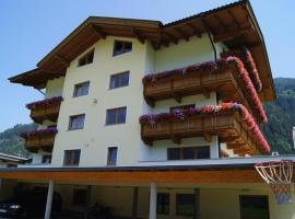 Apparthotel Stoanerhof, Uderns