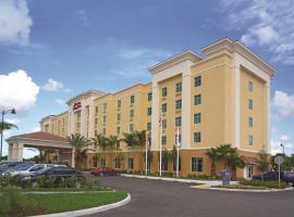 Hampton Inn and Suites Miami-South/Homestead, Homestead