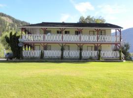 Rivermount Motel - Bed & Breakfast, Little Fort