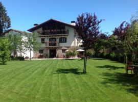 Relais du Silence Hotel Rural Iribarnia, Lantz