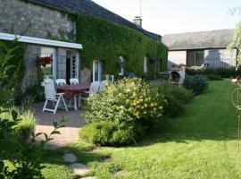 Herbages de Beauvais, Orgères-la-Roche
