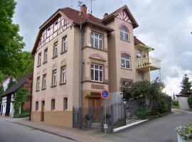 Villa - Sonnenberg, Obersulm