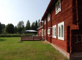 Johannagården, Siljansnäs