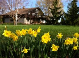 Chalet Bed and Breakfast, Niagara-on-the-Lake, Queenston