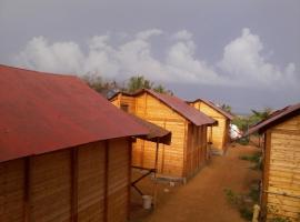 Tivai Beach Cottages, Calangute