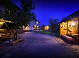 Yellow Paradise House, Hrabušice
