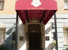 The Baroness Hotel So Very Close To Virginia Mason Hospital
