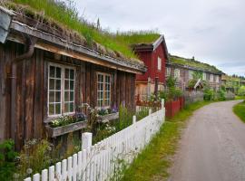 Saga Trollheimen Hotel, Rindal