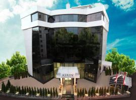 Asrin Business Hotel, Анкара