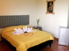 Hotel Versilia, Bocapán