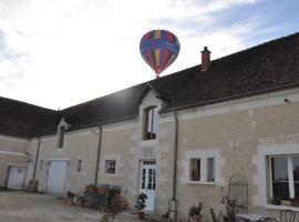 Les Pierres D'aurèle Chambres d'Hôtes, Saint-Georges-sur-Cher