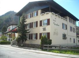 Hotel Garni Ursalina, Bad Ragaz