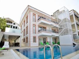 Kinali Hotel, Kınalı