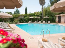 Best Western Castel 'Provence, Valbonne