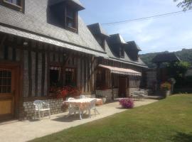 Chambres d'Hôtes Le Pressoir, Saint-Martin-de-Boscherville