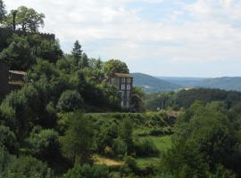 La Vieille Auberge, Saint-Privat-d'Allier