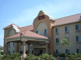 Hampton Inn & Suites Woodland-Sacramento Area, Woodland