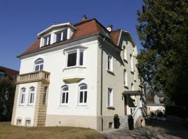 Villa von Soden - Hotel Garni, Friedrichshafen