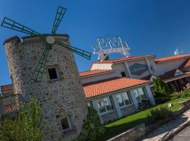 Le Moulin des Gardelles, Riom