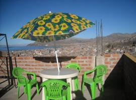 Pumabackpacker Hostel, Puno
