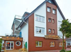 Land-gut-Hotel Bernstein Bootshaus, Büsum