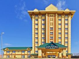 Country Inn & Suites By Carlson Oklahoma City, Oklahomasitija