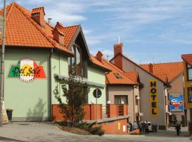 Hotel Cold, Bochnia