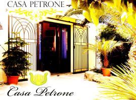 Villa Petrone, Terrasini Favarotta