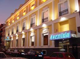 萊加內斯阿文尼達酒店, 萊加內斯