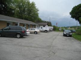 Hillside Motel, Walkerton